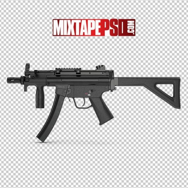 HD L85A2 Bullpup Assault Rifle