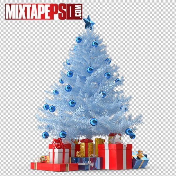 HD Christmas Tree with Presents 2