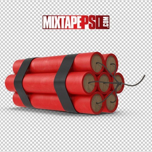 HD Dynamite PNG 3