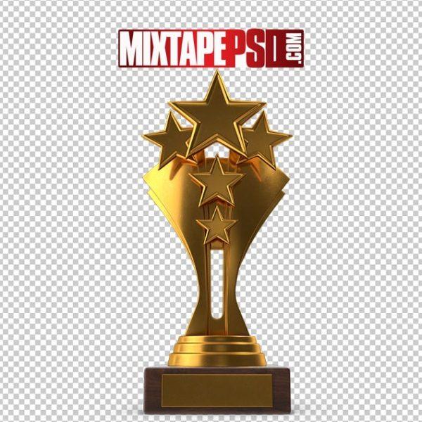 HD Gold Trophy