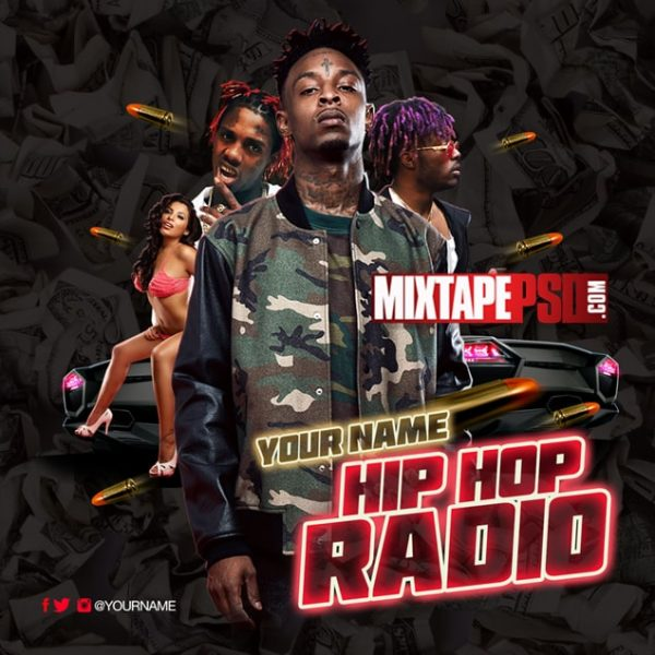 Mixtape Cover Template Hip Hop Radio 55, Album Covers, Graphic Design, Graphic Designer, How to Make a Mixtape Cover, Mixtape, Mixtape cover Maker, Mixtape Cover Templates, Mixtape Covers, Mixtape Designer, Mixtape Designs, Mixtape PSD, Mixtape Templates, Mixtapepsd, Mixtapes, Premade Mixtape Covers, Premade Single Covers, PSD Mixtape, Custom Mixtape Covers