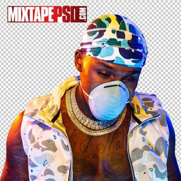 DaBaby Cut PNG 10