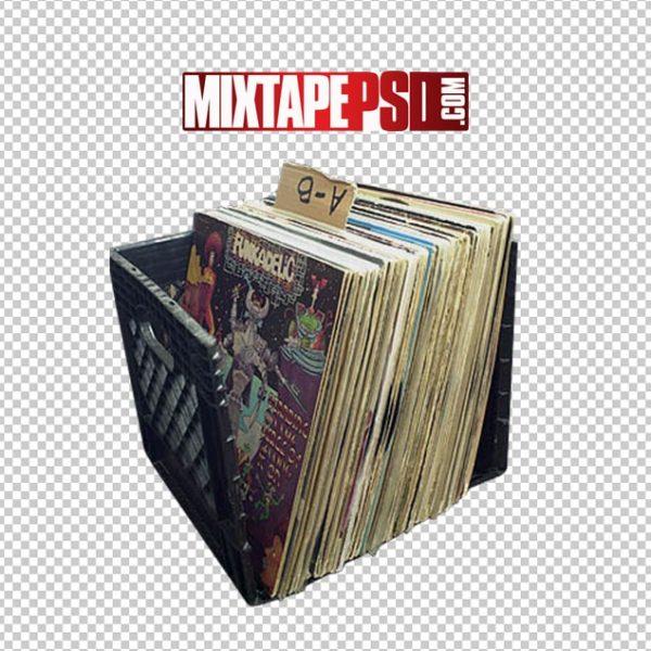 Free Milk Crate Records