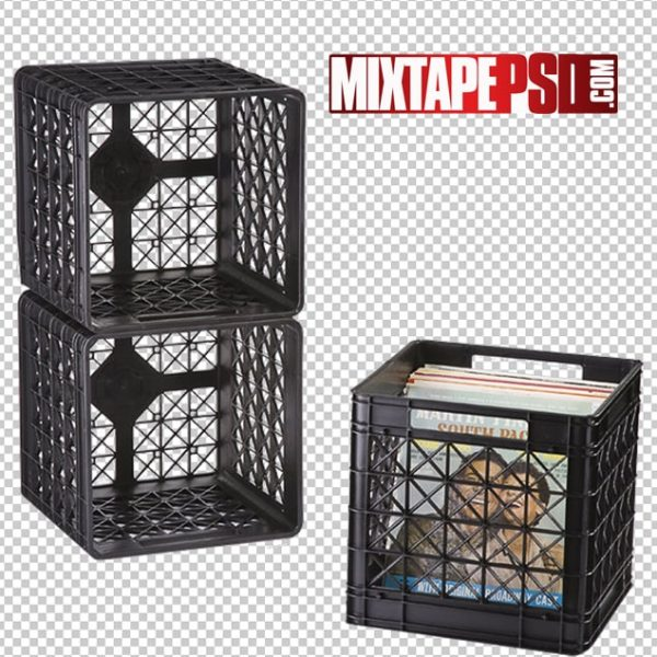 Free Record Crates