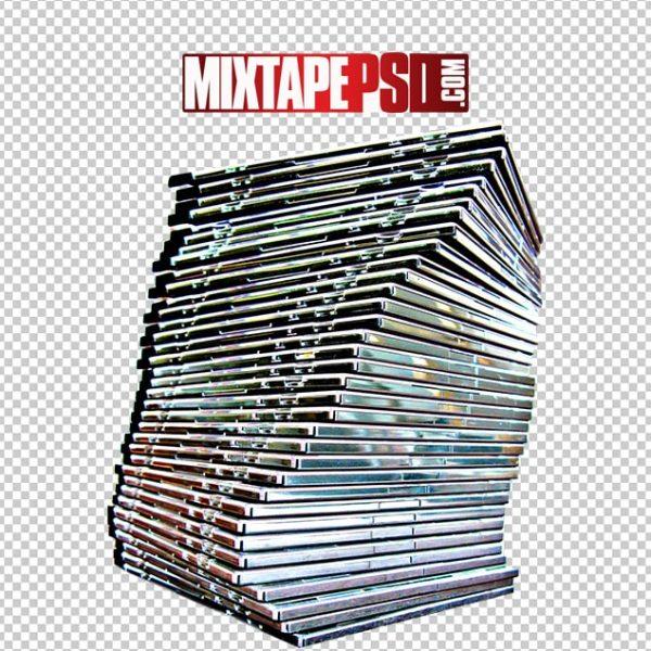 Free Slim CD Stack Jewel Cases