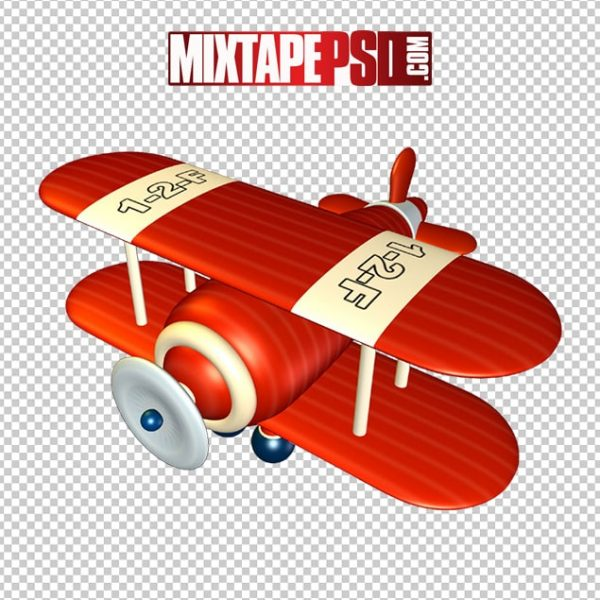 Free Toy Airplane