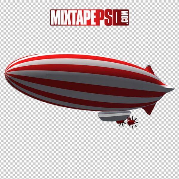 Free Zeppelin Blimp