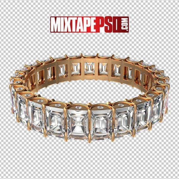 HD Gold Diamond Ring