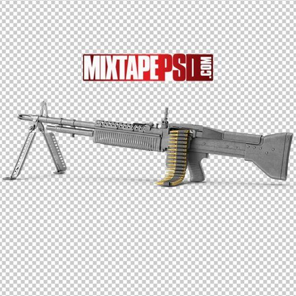 HD Light Machine Gun