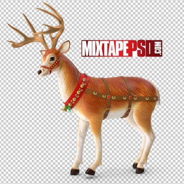 HD Reindeer 2