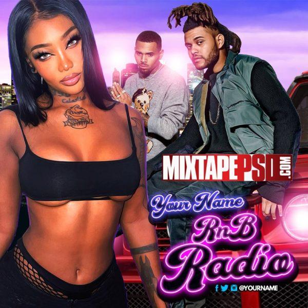 Mixtape Template RNB Radio 51