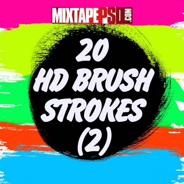 20 HD Brush Strokes (2)