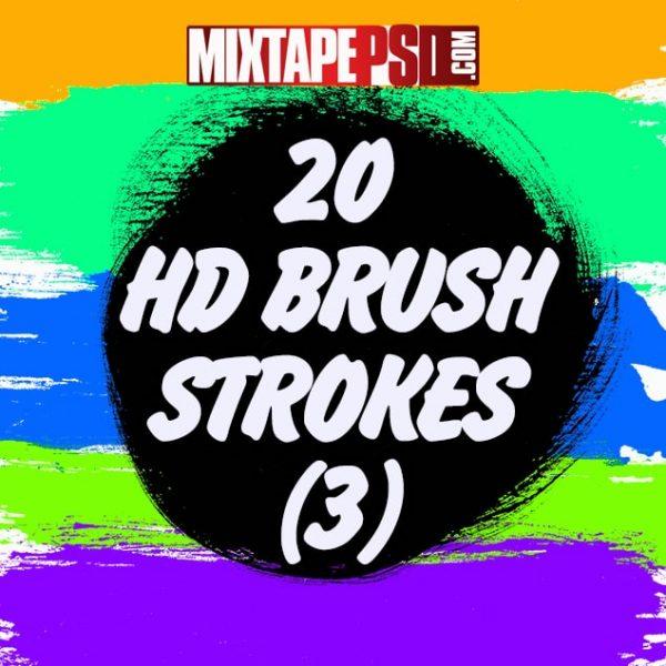20 HD Brush Strokes (3)