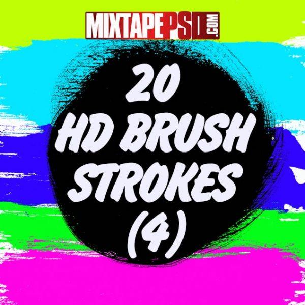 20 Brush Strokes (4)