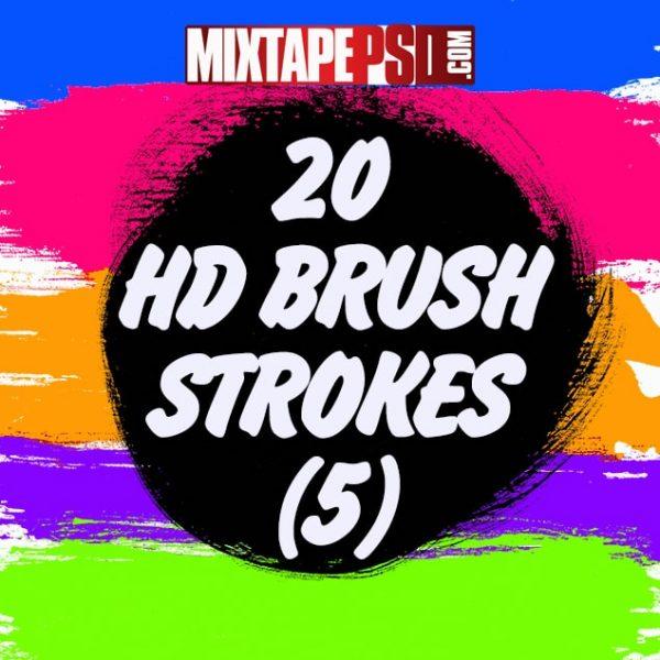 20 HD Brush Strokes (5)