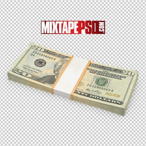 HD 20 Dollar Bill Pack