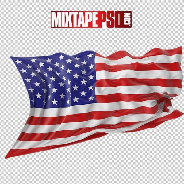 HD American Flag