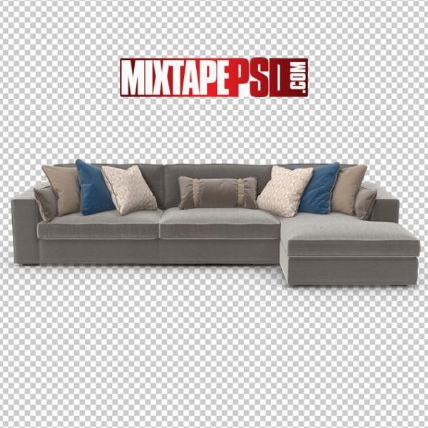HD Corner Sectional Sofa