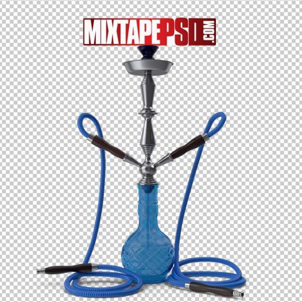 HD Dual Hookah Pipe