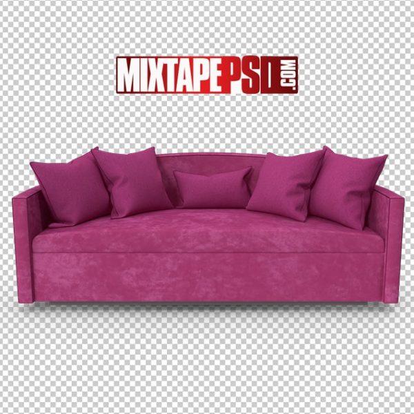 HD Fuchsia Sofa Lounge