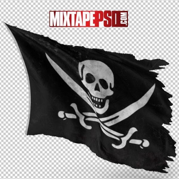 HD Pirate Flag