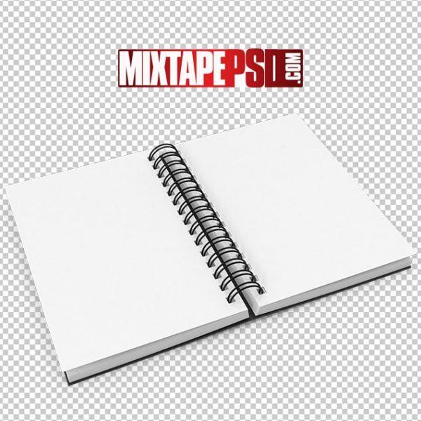 HD Spiral Sketchbook