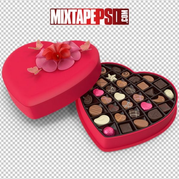 HD Valentine Box of Chocolates