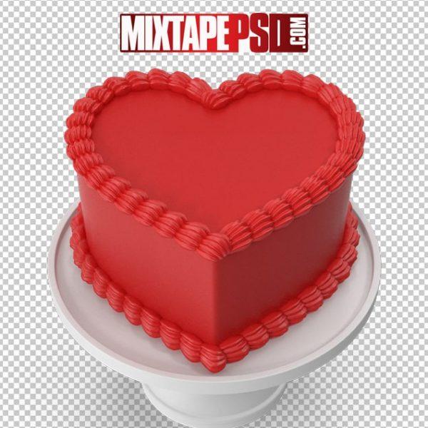 HD Valentines Day Cake