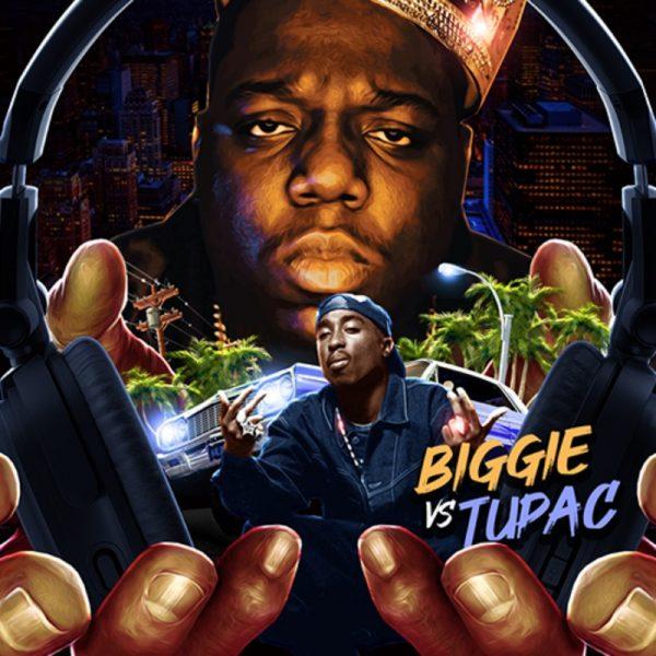 Biggie vs Tupac Mixtape Download