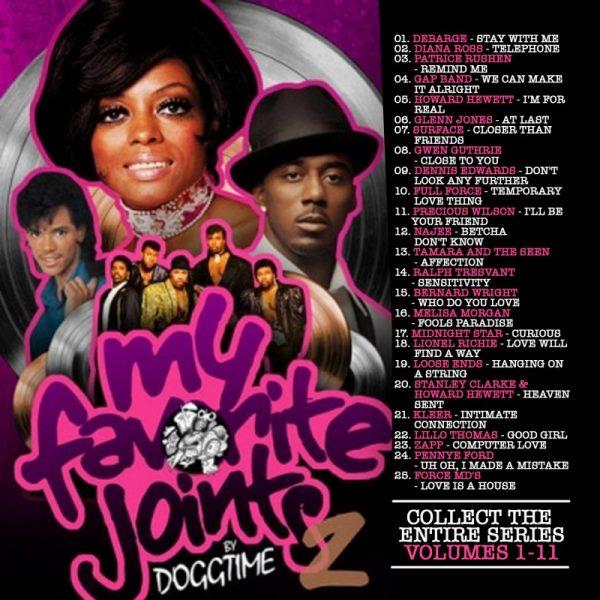 DJ Doggtime - My Favorite Joints 2