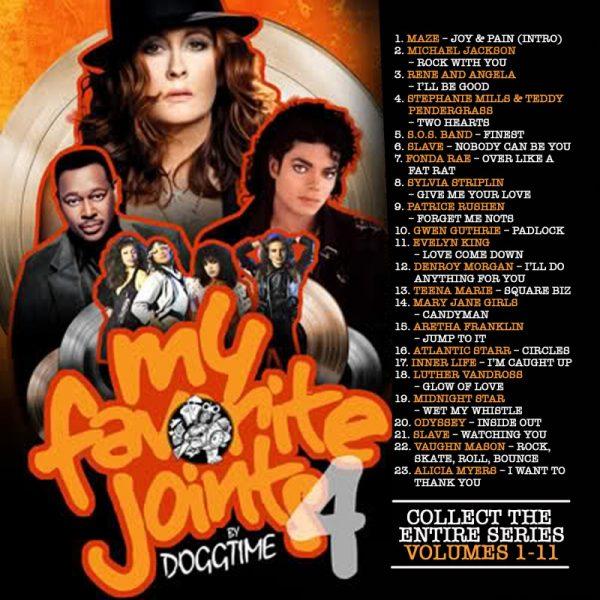 DJ Doggtime - My Favorite Joints 4