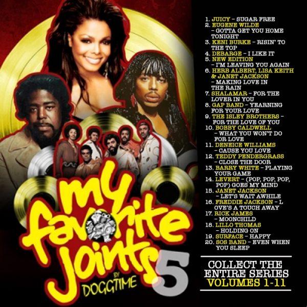 DJ Doggtime - My Favorite Joints 5