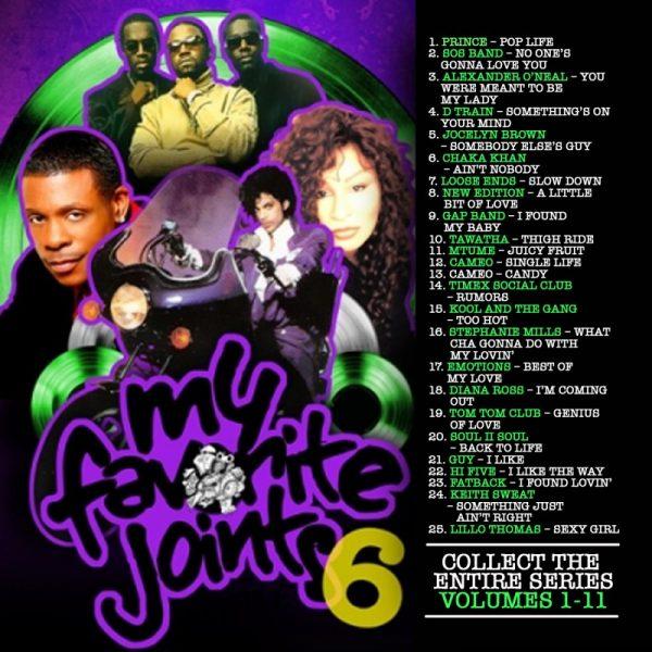 DJ Doggtime - My Favorite Joints 6