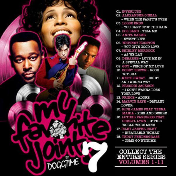 DJ Doggtime - My Favorite Joints 7