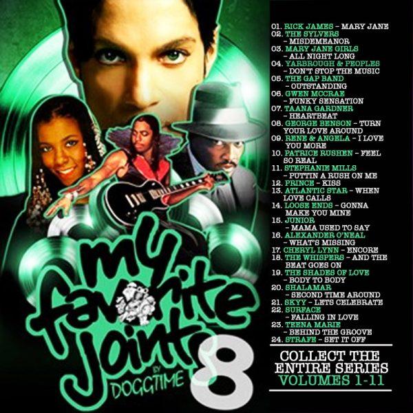DJ Doggtime - My Favorite Joints 8