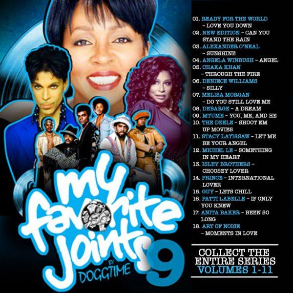 DJ Doggtime - My Favorite Joints 9