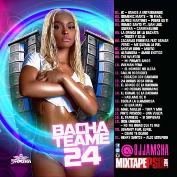 DJ Jamsha - Bachateame 24