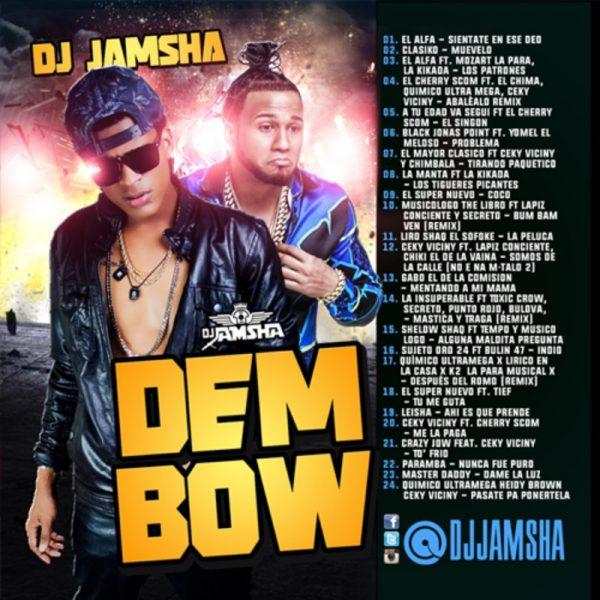 DJ Jamsha - Dembow