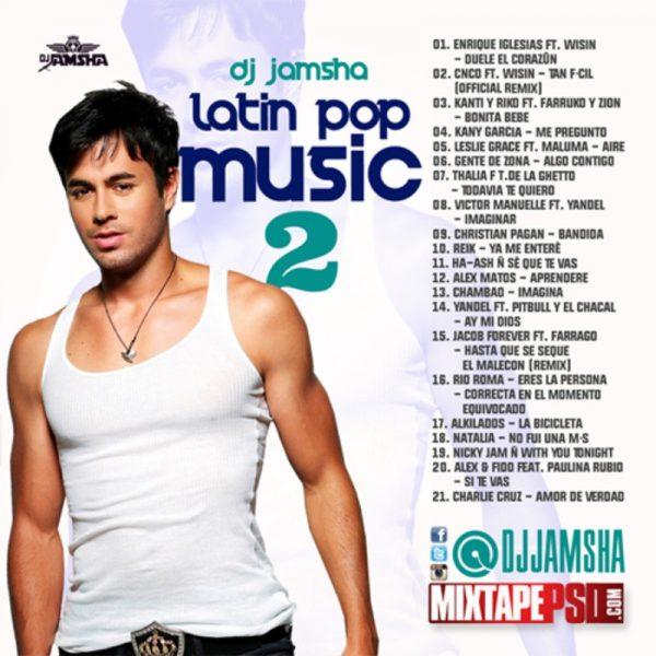 Latin Pop Music 2