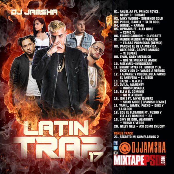 DJ Jamsha - Latin Trap 17