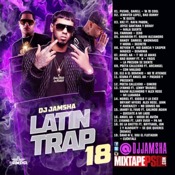 DJ Jamsha - Latin Trap 18