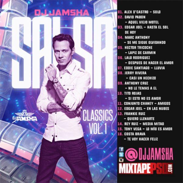 DJ Jamsha - Salsa Classics Vol 1