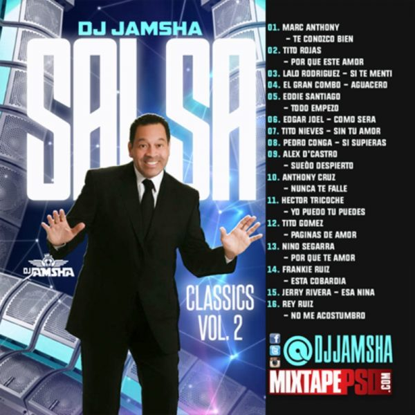 DJ Jamsha - Salsa Classics Vol 2