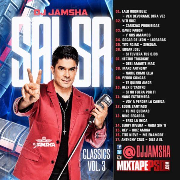 DJ Jamsha - Salsa Classics Vol 3
