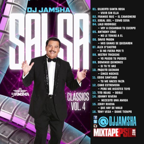 DJ Jamsha - Salsa Classics Vol 4