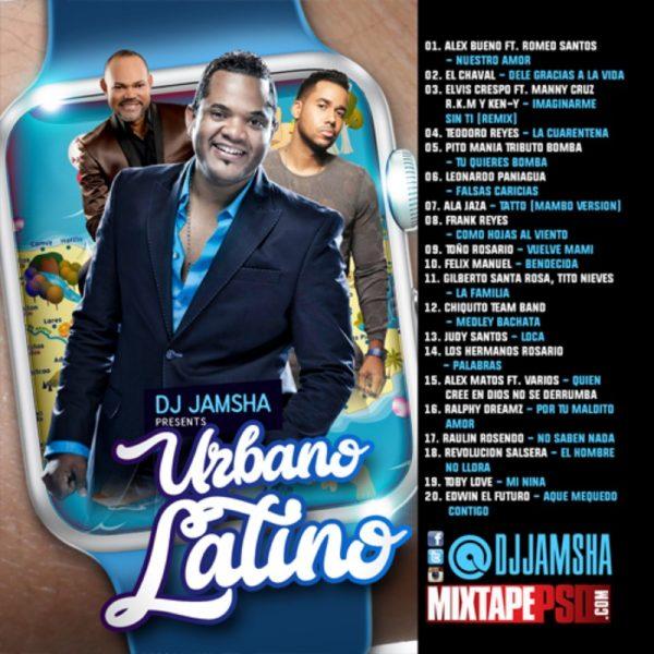 DJ Jamsha - Urbano Latino