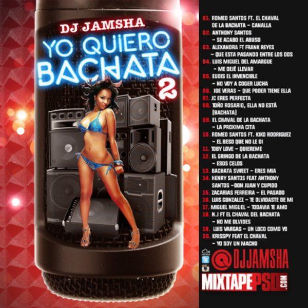 DJ Jamsha - Yo Quiero Bachata 2