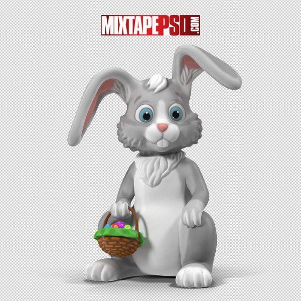 HD Easter Bunny 2