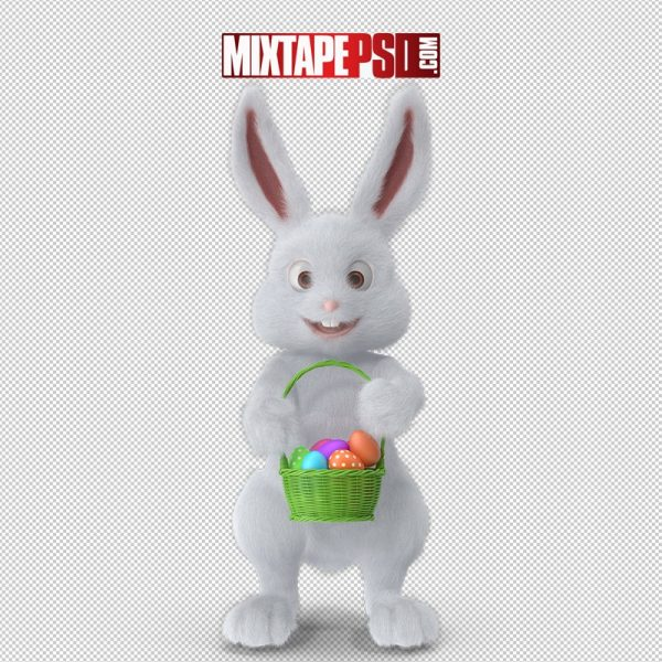 HD Easter Bunny