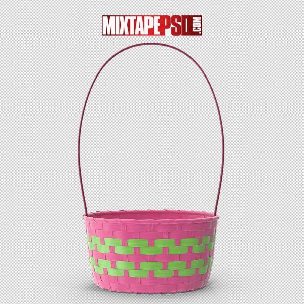 HD Empty Easter Basket
